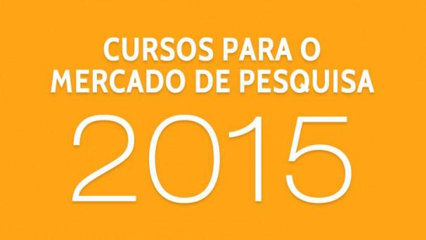 ABEP inicia 2015 com uma série de cursos para o mercado de pesquisa