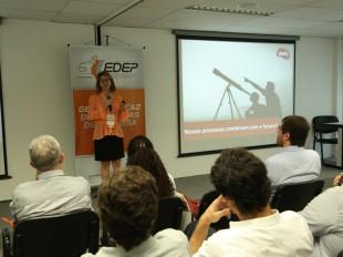 Indicadores de qualidade, desempenho e gestão são destaques no painel do 6º EDEP