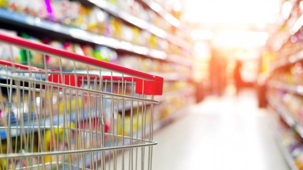 supermarket cart