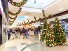 Comércio desanimado com o Natal