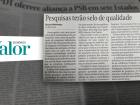 Valor Econômico: ABEP lança Selo de Qualidade