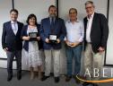 Márcia Cavallari e Mauro Paulino: novos integrantes da Galeria de Notáveis da ABEP