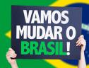 37% dos entrevistados avaliam que o Brasil só melhora em 2020