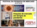 Participe do Festival de Pesquisa de Mercado