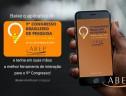 Fique conectado com o Congresso ABEP 2021